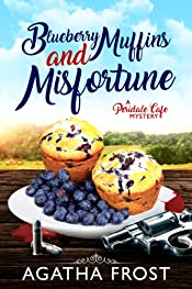 Blueberry Muffins and Misfortune (Peridale Cafe Cozy Mystery Book 12)