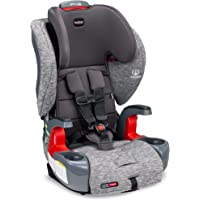 Britax Grow with You ClickTight Harness-2-Booster Car Seat | 2 Layer Impact Protection - 25 to 120 Pounds, Asher [New…