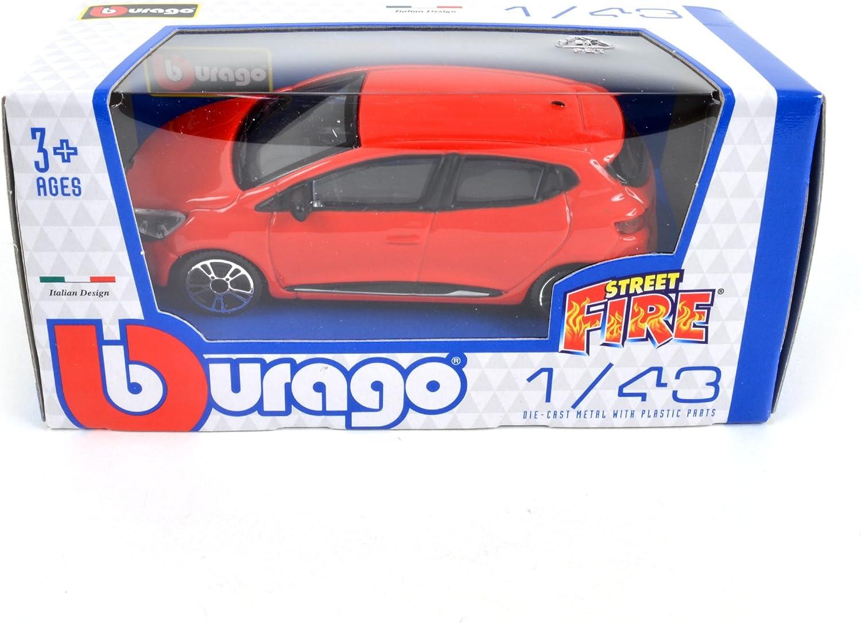 /Escala 1//43/ /Pack de 3/Coches Bburago Maisto Francia 30003/Street Fire/