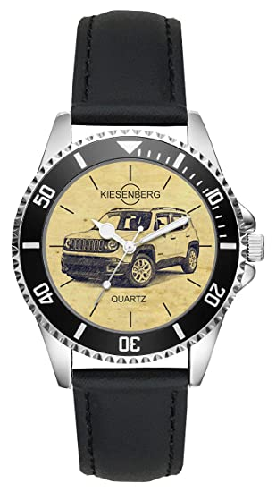 Regalo per Jeep Renegade Fan Autista Kiesenberg Orologio L,6287 Amazon.it  Orologi