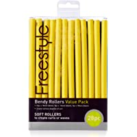 Freestyle Bendy Rollers 28 Pieces Value Pack