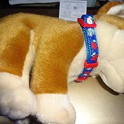 Amazon ペティオ Petio 首輪 キャンディベル アップルカラー ブルー 小型犬用 Xs サイズ ペティオ Petio ベーシック首輪 通販