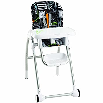 Miraculous Evenflo Modern Kitchen 200 High Chair Crayon Scribbles Creativecarmelina Interior Chair Design Creativecarmelinacom