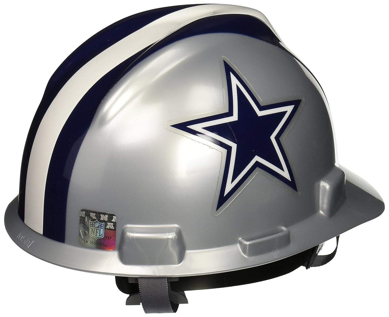 Seguridad obras 818423 duro sombrero Dallas Cowboys por seguridad obras: Amazon.es: Bricolaje y herramientas