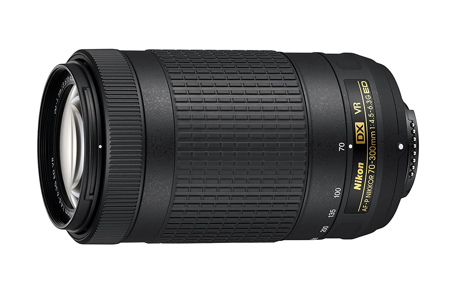 Amazon.com : Nikon AF-P DX NIKKOR 70-300mm f/4.5-6.3G ED VR Lens ...