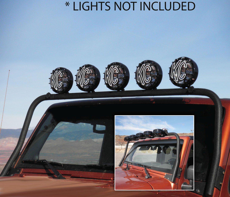 Amazon KC HiLiTES Jeep Wrangler JK 5 Tab