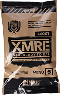 product image for XMRE 1300XT - Beef Single Meal - Military Grade Meal Ready to Eat