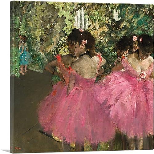 ARTCANVAS Dancers Canvas Wall Art  Review