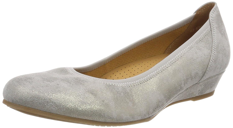 Gabor Shoes Comfort Sport, Bailarinas para Mujer 38 EU|Beige (Taupe)