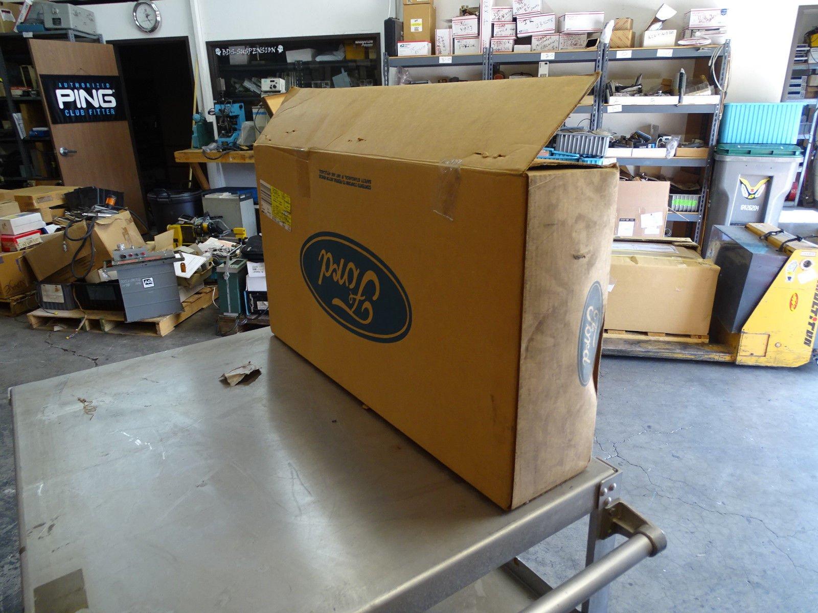 New Genuine FORD OEM Radiator E63Z8005A BRAND NEW IN BOX
