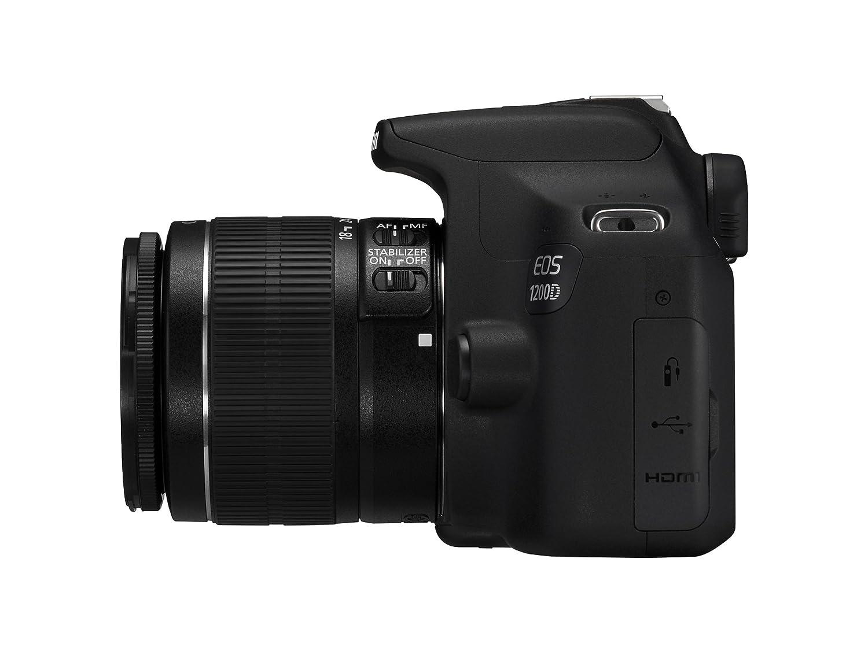 Canon EOS 1200D + EF-S 18-55mm Juego de cámara SLR 18MP CMOS 5184 ...