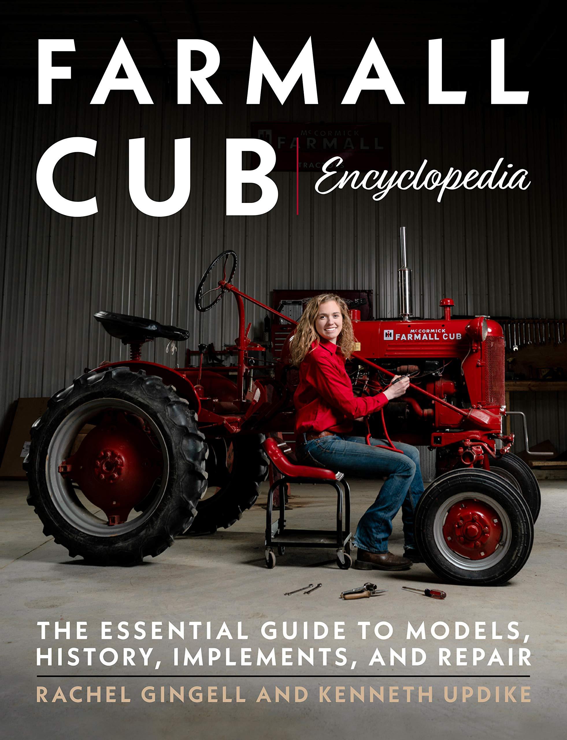 Cub Encyclopedia Farmall Cub