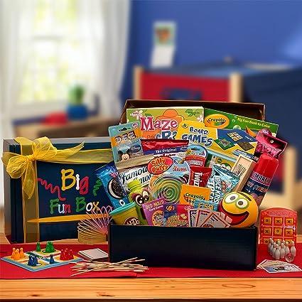 The Big Fun Caja de Regalo Sorpresa: Amazon.com: Grocery ...