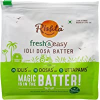 Rishta Idli Dosa Batter - Fresh & Easy, 1kg Pack