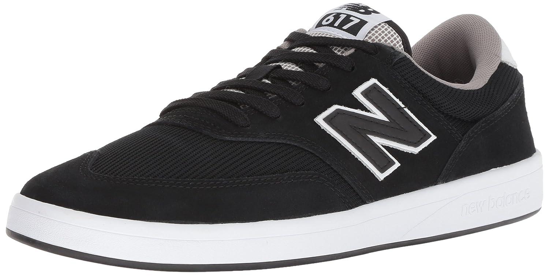 New Balance Men's Am617 9.5 2E US|black