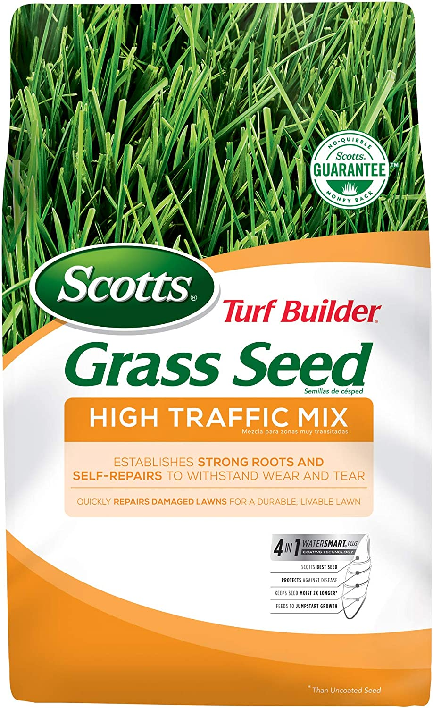 Scotts 18354 Turf Builder Grass Seed, 3 lb
