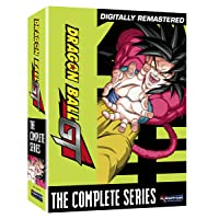 Deals on Dragon Ball GT: The Complete Series DVD