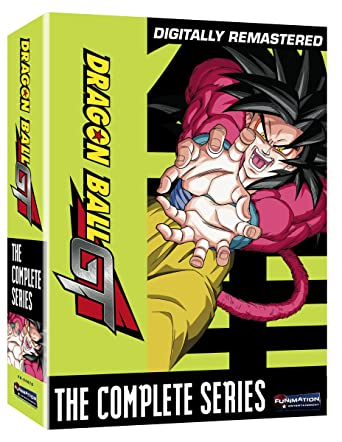 Amazoncom Dragon Ball Gt The Complete Series Eric Vale Sean