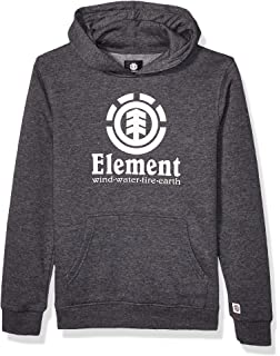 : Element Vertical Boys Pullover Hoody: Clothing