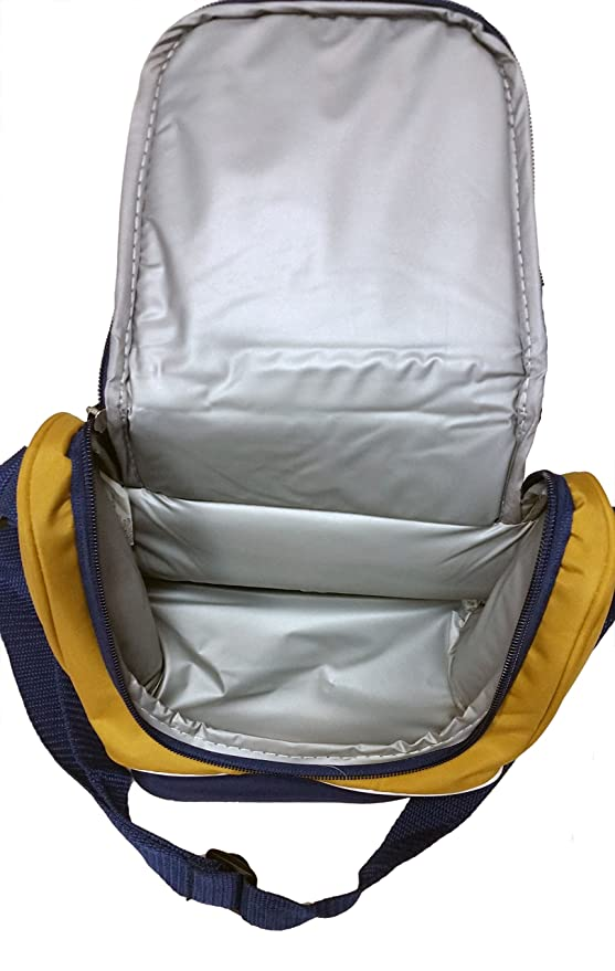 Amazon.com: Pumas UNAM Lunch Bag Official Licensed: Computers & Accessories