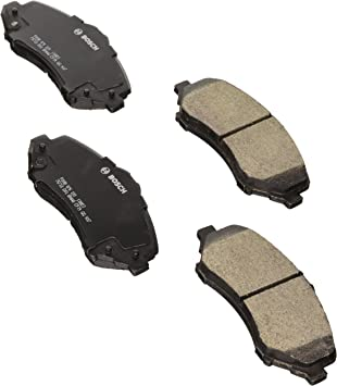Front Ceramic Disc Brake Pads Fits Dodge Journey Nitro Jeep Liberty VW Routan