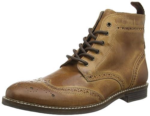 98e8e90147188d Red Tape Glaven Men's Ankle Boots: Amazon.co.uk: Shoes & Bags