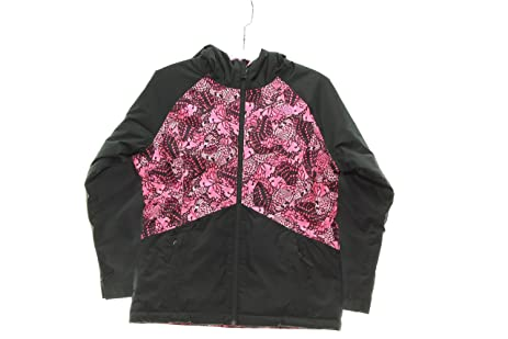 c01ed4fd11 ... Girls The North Face Brianna Insulated Jacket Size 1012 Cha Cha Pink  Butterfly Camo