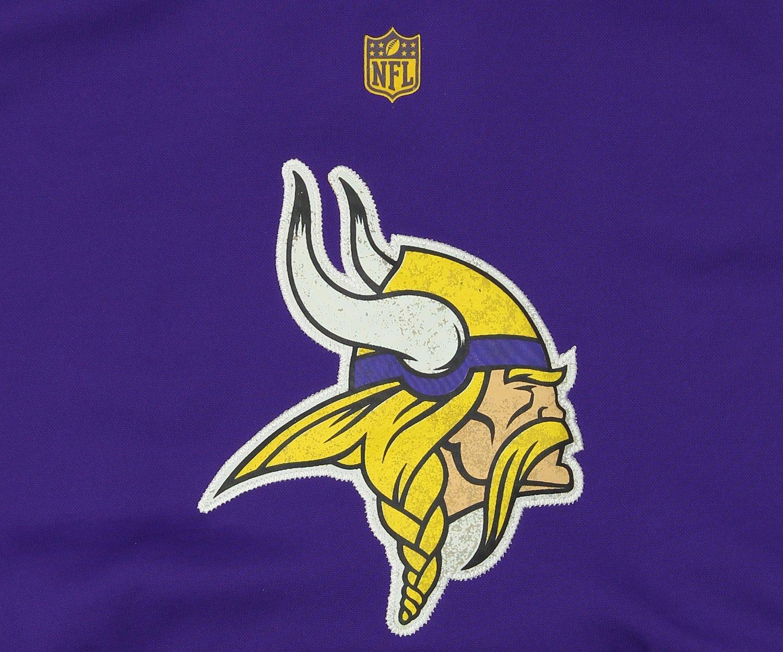 Outerstuff NFL Youth Minnesota Vikings Pinnacle Pullover Hoodie ... 56d219acd