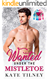 Wanted Under the Mistletoe (The Sweater Series Book 4)