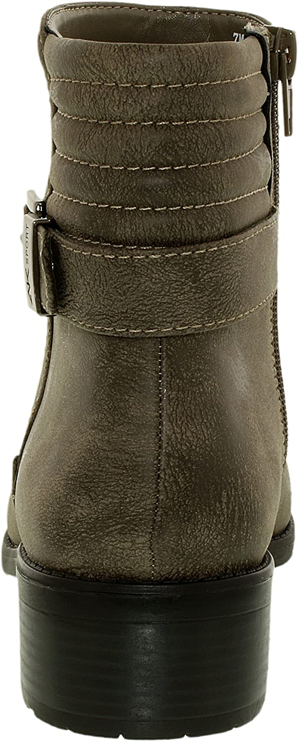 AK Anne Klein Sport Women's Lanette Motorcycle Boot