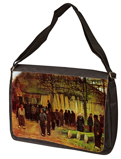03d704e78182 Image Unavailable. Image not available for. Color  Lumber Sale By Vincent  Van Gogh Laptop Shoulder Bag