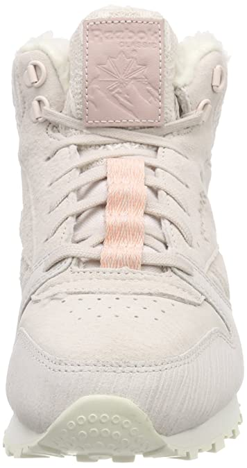 7212bdae1c817 Reebok Damen Cl Lthr Arctic Boot Fitnessschuhe  Amazon.de  Schuhe    Handtaschen