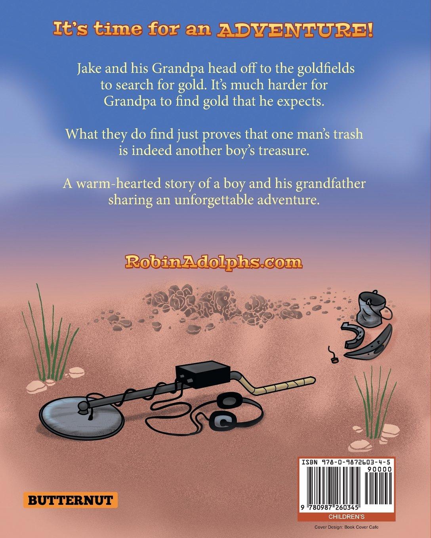 Grandpa's Gold by Butternut Books