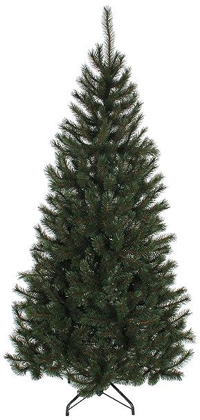 Durchmesser Weihnachtsbaum.Black Box Trees 382976 01 Künstlicher Weihnachtsbaum Trento Höhe 185 Cm Durchmesser 102 Cm 501 Zweige Pvc Hart Und Weichnadel