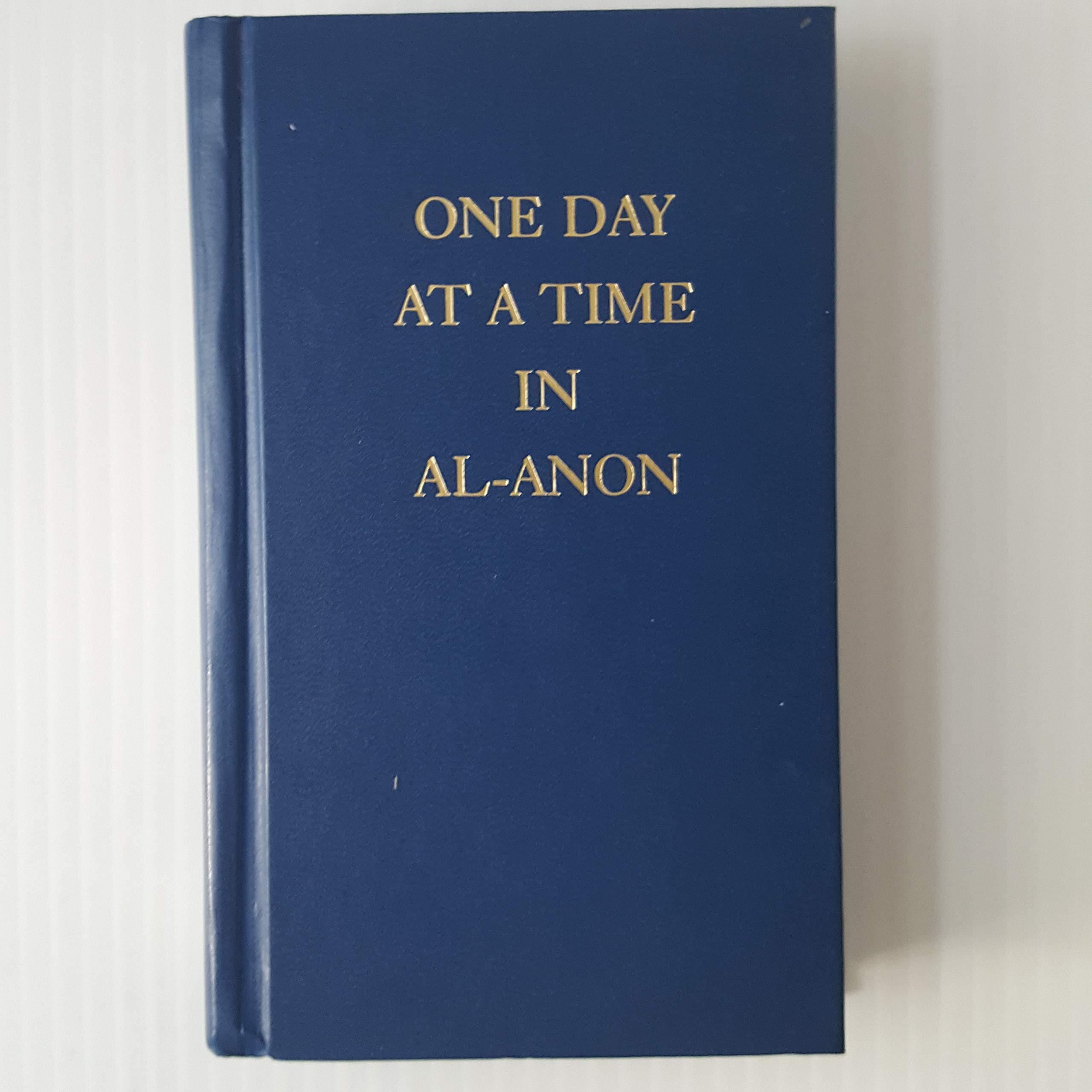 One Day At A Time Al Anon 9780910034128 Amazoncom Books