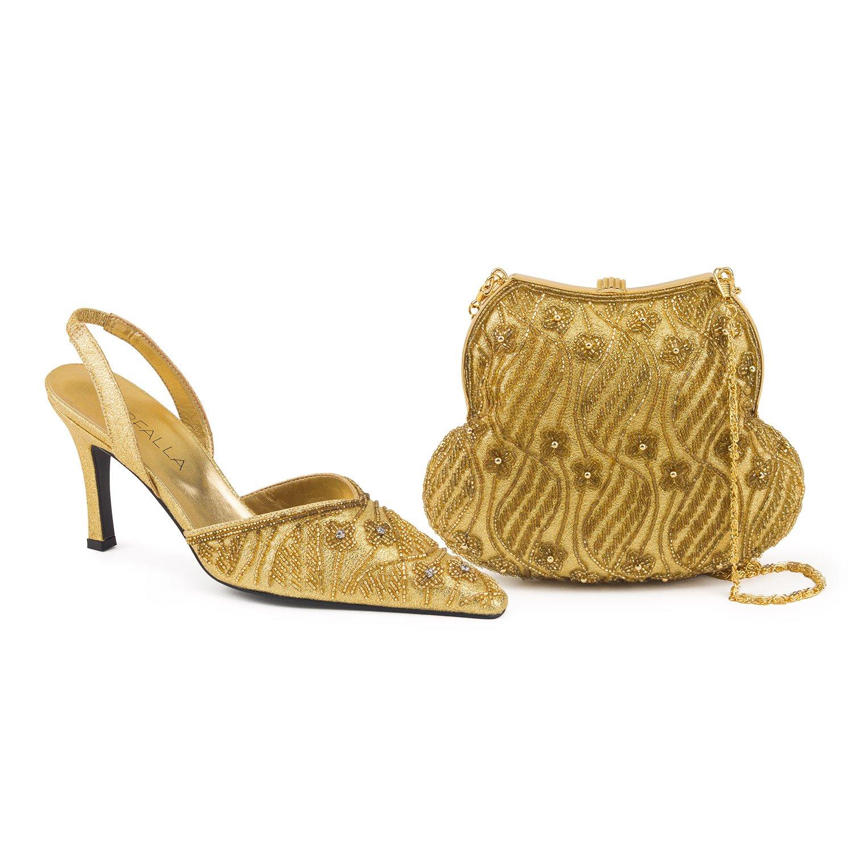 1a05feec228 85% OFF FARFALLA - Zapatos con correa de tobillo mujer - www ...