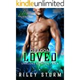 Dragon Loved (Dragons of Mount Rixa Book 2)