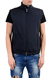 8c5794b9 Amazon.com: Hugo Boss Vecko Vest Jackets S Men Navy: Clothing