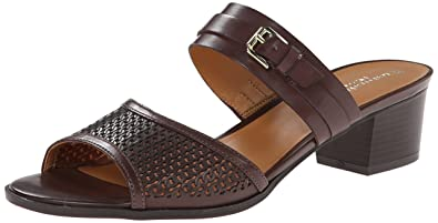 Womens Sandals Naturalizer Cadie Black Smooth