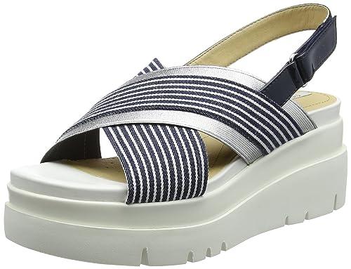 0db843cda3d Geox Women s D Radwa a Platform Sandals  Amazon.co.uk  Shoes   Bags