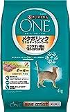 ピュリナ ワン 成猫用(1歳以上) メタボリックエネルギーコントロール 太りやすい猫用 ターキー 4kg [キャットフード]