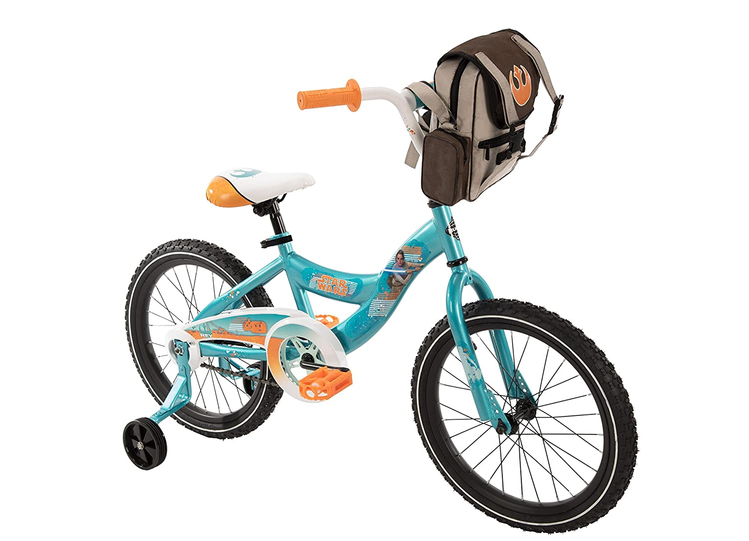 Huffy Star Wars Rey Bike, 18