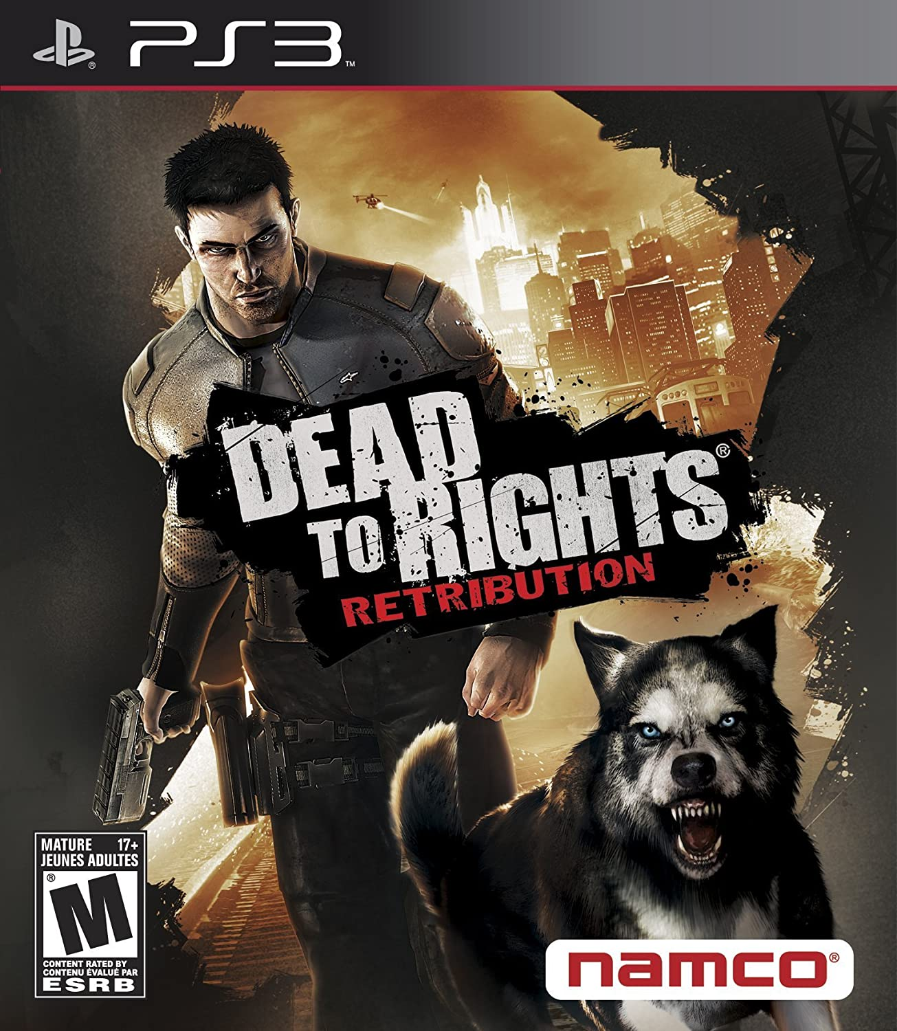 dead to rights psp review