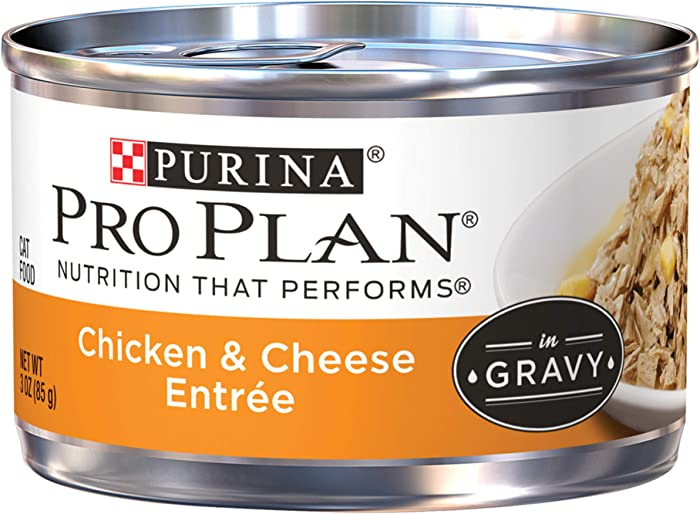 Top 10 Purina Wet Cat Food With Cheese