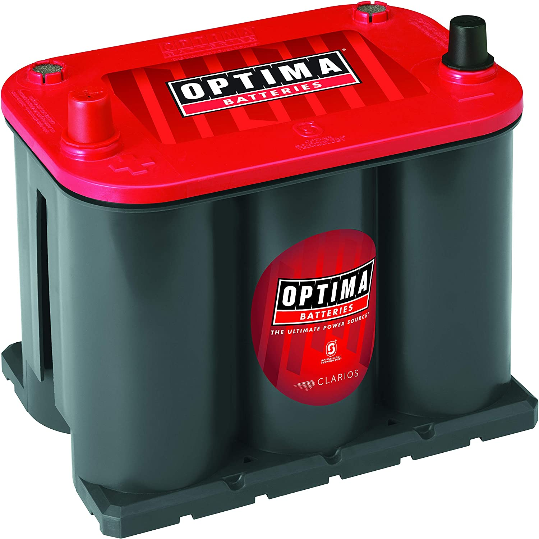 Optima Batteries Redtop