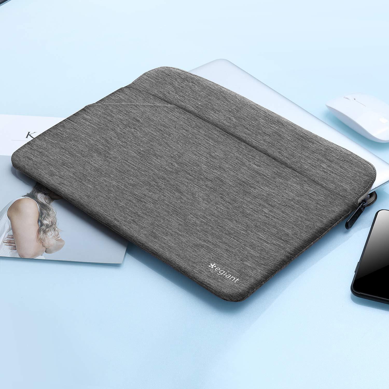 Funda para computadora portátil de 11,6 pulgadas, funda protectora resistente al agua Egiant para 11,6 pulgadas Stream 11 Mac Air 11 Mac 12 Tableta ...