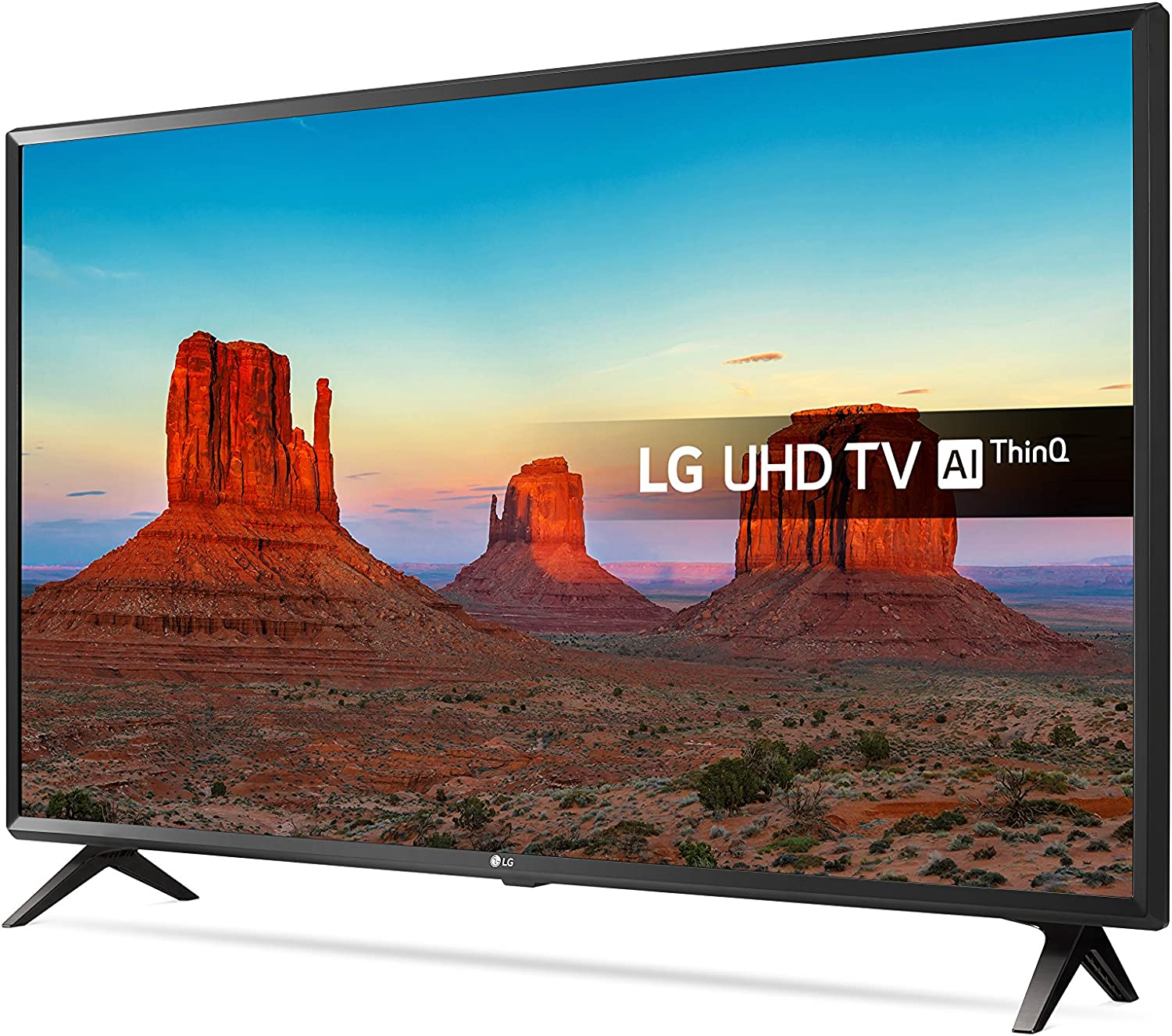 LG Electronics 43UK6300PLB 43 Pulgadas UHD 4K HDR Smart TV LED con TDT Play: Amazon.es: Electrónica