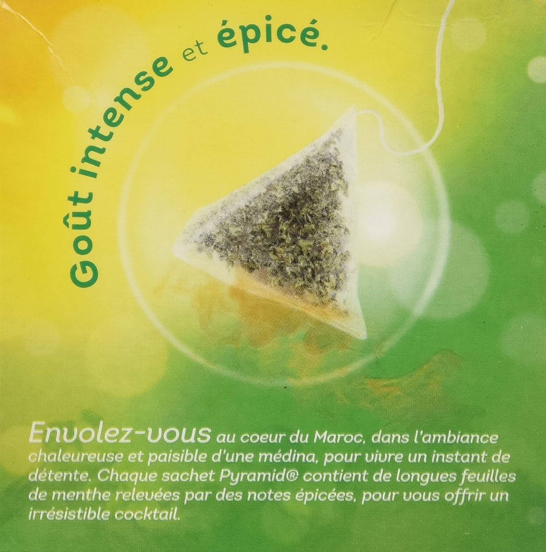 Amazon Com Lipton Infusion Maroc French Tisane 20 Bags Herbal  # Maroc New Tv