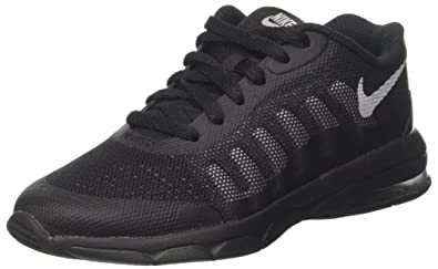 best service e2390 faf82 Nike Air Max Invigor (PS) Baskets garçon, Noir (Black Wolf Grey