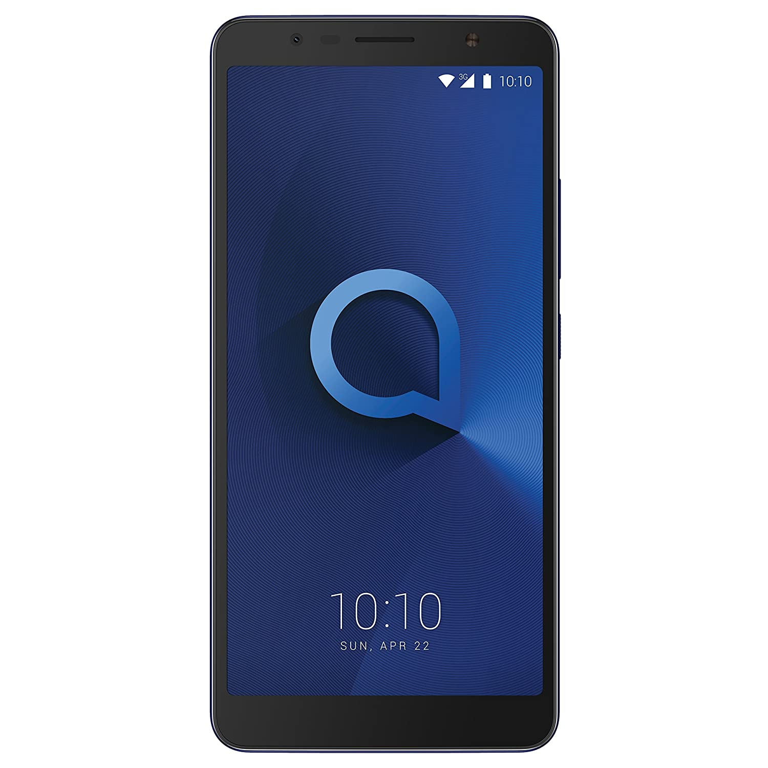 "Alcatel 5026D-2BALWE1 Smartphone da 16 GB, Display da 6"" 18:9, Blu [Italia]"